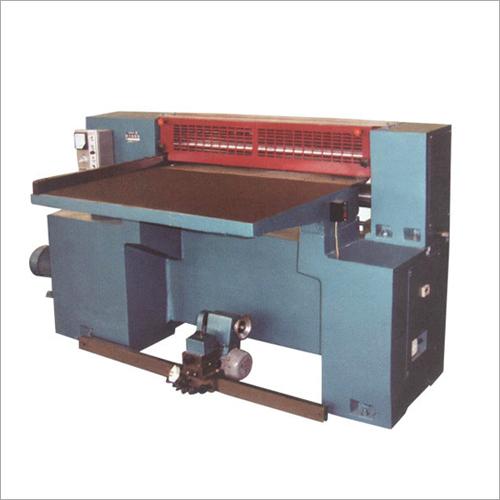 5L Semi Auto Chemical Round Can Body Cutting Machine