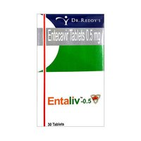 Entaliv Entecavir 0.5mg Tablet