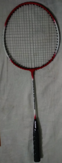 Badminton Racket Double Colour