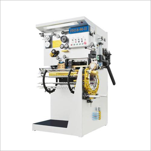 Big Round Square Tinplate Can Semi Automatic Welding Machine
