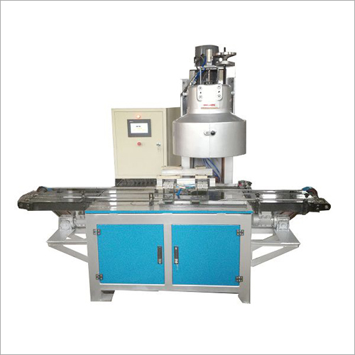 Automatic Chemical Small Round Tin Can Seaming Machine