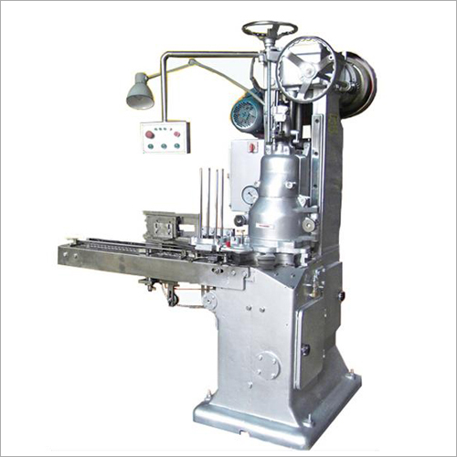 Automatic Milk Powder Food Tin Can Vacuum Seaming Machine