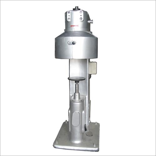 Semi-Automatic Tin Can Seamer Machine