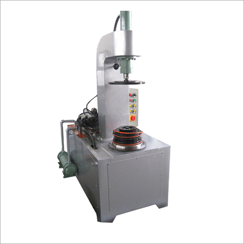 20L Hydraulic Metal Pail Paint Can Beading and Curling Machine