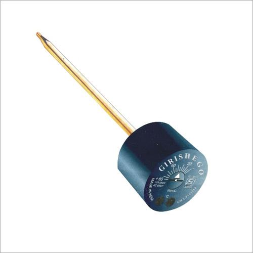 Round Shaped Stem Thermostat
