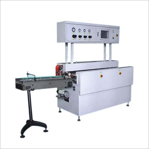 Automatic Aerosol Spray Can Testing Machine