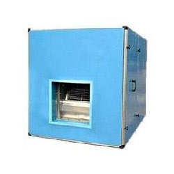 Air Washer And Cooling System