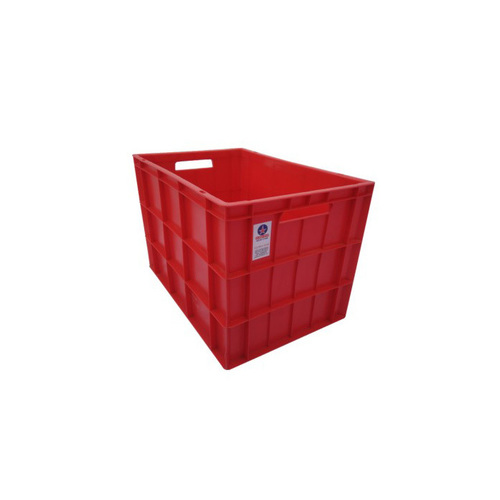 Plastic Crate 64425 CL
