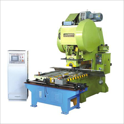 Automatic Tinplate Can CNC Press Punch Machine