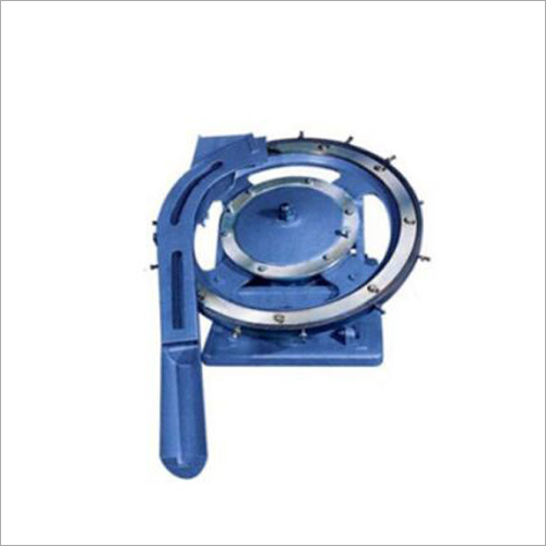 Tinplate Can Curling Machine for Lid Making