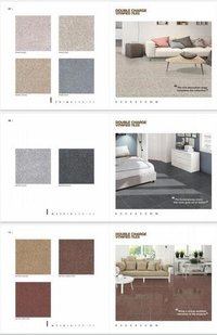 600X 600 Double Charged Vitrified Tiles