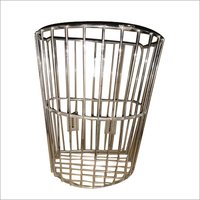 WIRE DUSTBIN