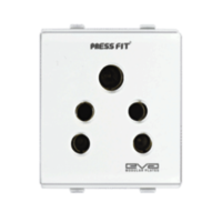 Press Fit Eva  Amp. 2-in-1 Socket