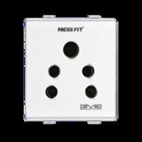 Press Fit Eva  Amp. 2-In-1 Socket