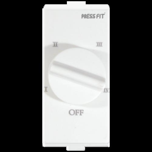 Press Fit Eva 5 Step Fan Regulator