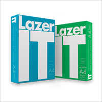 LAZER IT High-quality, reliable paper for everyday use