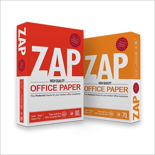 ZAP 70 gsm A4 Copy Paper