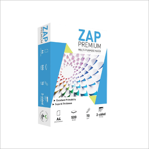 ZAP PREMIUM Excellent Office Paper for Multi-Purpose Use