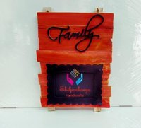 Personlized Wooden Wall Hanging