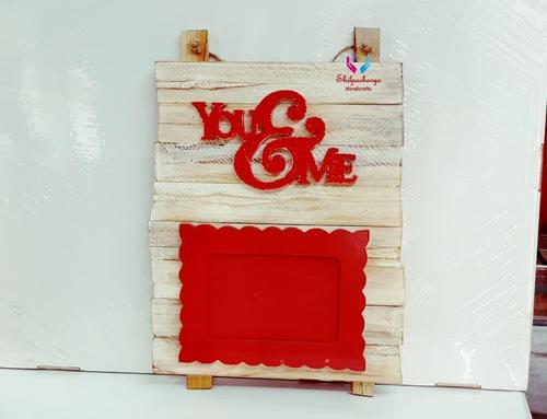 Wooden Wall Decorative Item