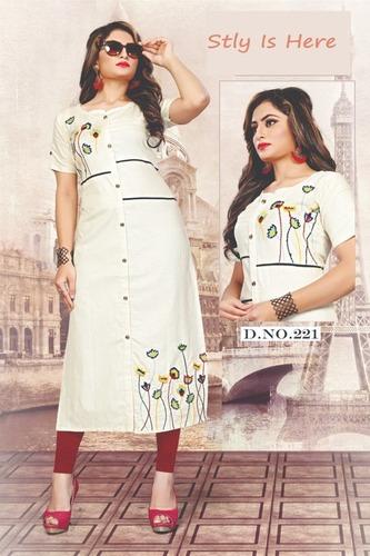 Cotton kurti manufacturer
