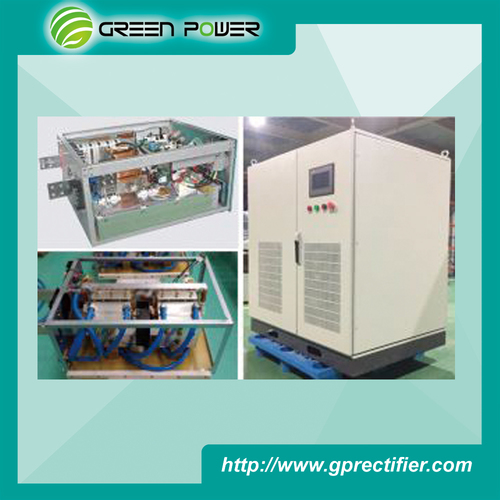 Aluminum Coloring AC Power Supply