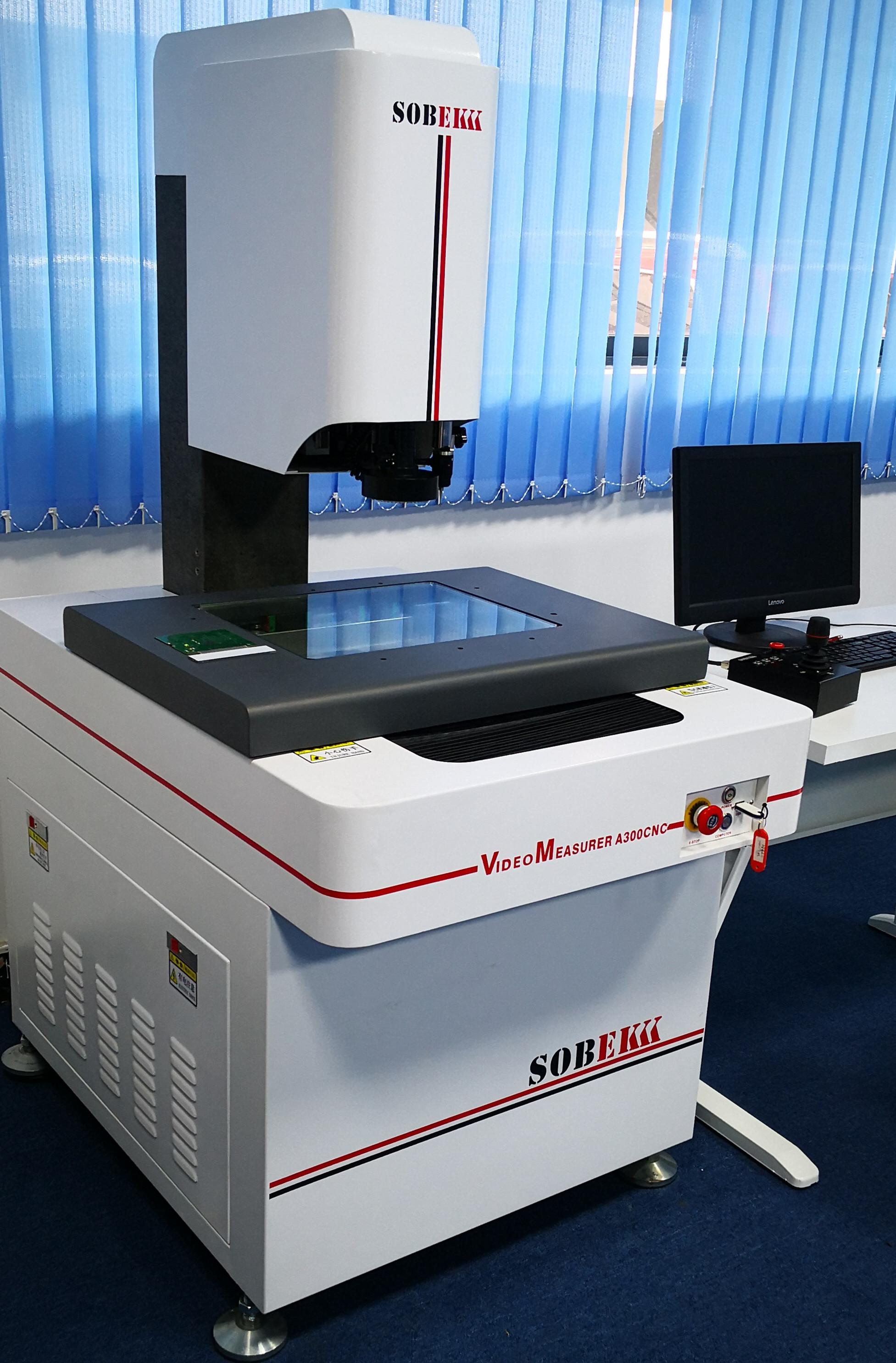 SOBEKK A-CNC Automatic Video Measuring  Machine