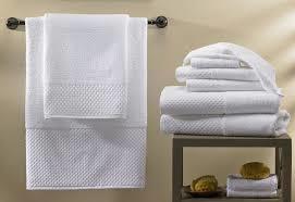 100% Cotton Hotel Bath Linen