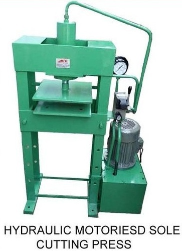 Hydrualic Sleeper Making Machine