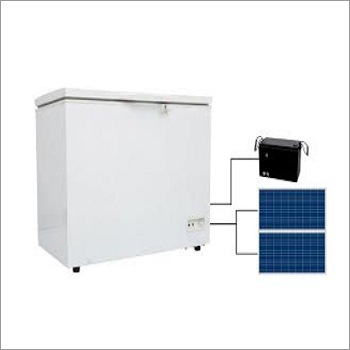 Solar Deep Fridge