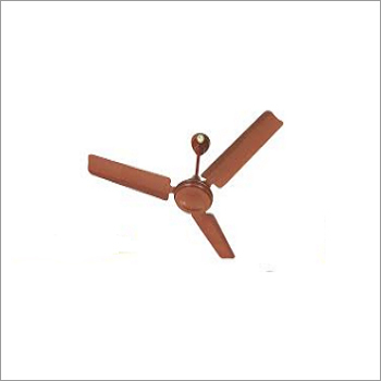 Light Brown Ceiling Fan