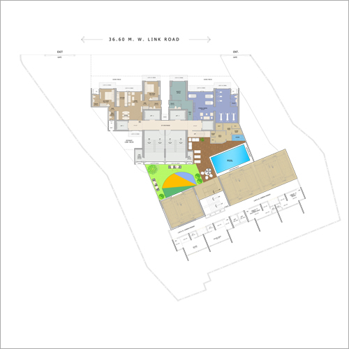 1st Floor Plan Property Consulting Service