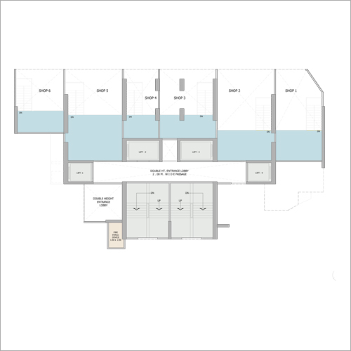 Mezzanine Plan Property Consulting Service