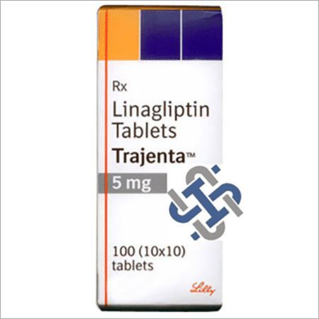 Trajenta Linagliptin 5mg Tablet