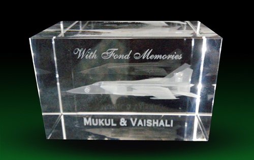 Personalized Crystal Gift