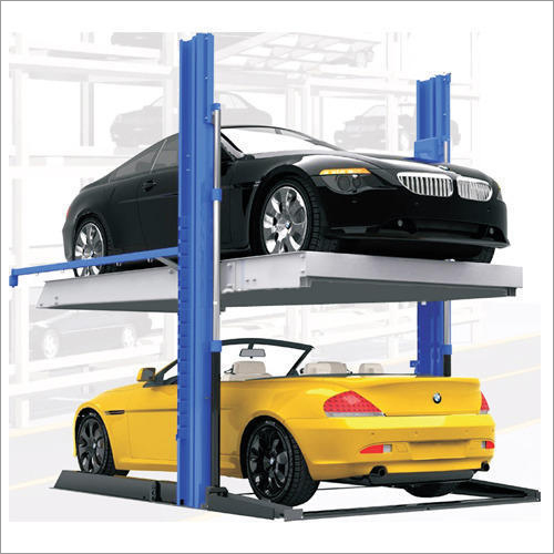 G+1 Stack Car Parking System