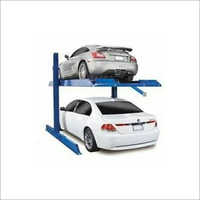 Hydraulic Stack Car Parking System