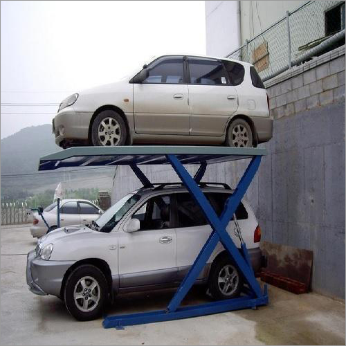 Car Stack Parking System