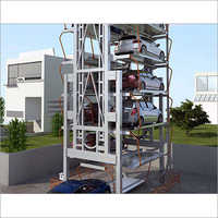 Car Tower Parking System