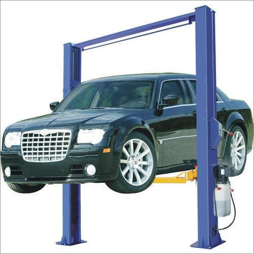 Car Two Post Lift System