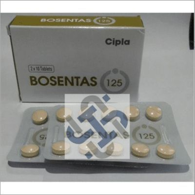 Bosentas Bosentan 125mg Tablet