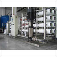 Industrial RO Water Plants