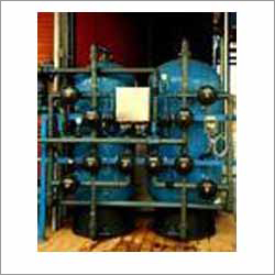Industrial Water Softener Plant