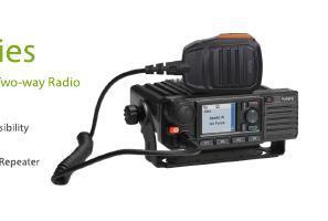 Powerful Digital Mobile Two Way Radio