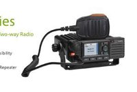 Powerful Digital Mobile Two Way Radio