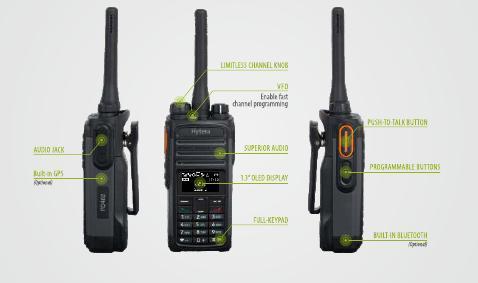 Digital Migration Radio PD48X