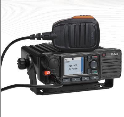 Versatile Digital Mobile Two Way Radio