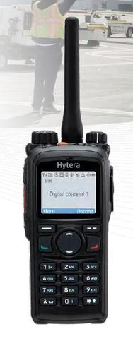 Versatile Digital Portable Two Way Radio