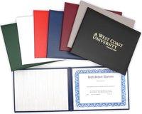 Diploma Folders
