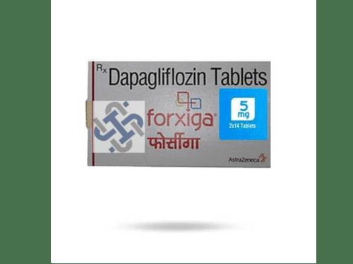 Dapagliflozin 5mg Tablets